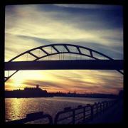 My Milwaukee home.
