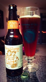 New Glaurs Pumpkin Pie Lust