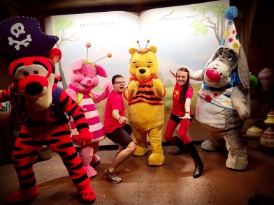 Hundred Acre Woods Halloween