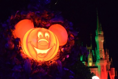 Mickey Pumpkin