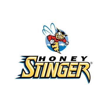 Honey Stinger Badge