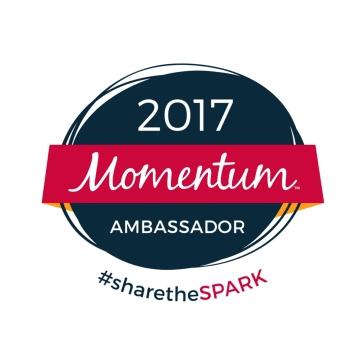 Momentum Ambassador Badge IG